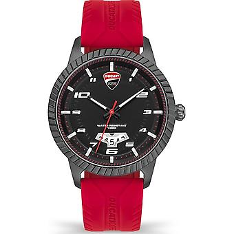 Ducati Wristwatch Men's 03 Hands Silicon PODIO DTWGN2019503