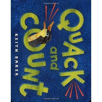 Quack ja Count-tekijä Keith Baker
