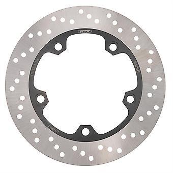 MTX Performance Brake Disc Rear/Solid Disc for Suzuki GSF650 05-12,GSF1200