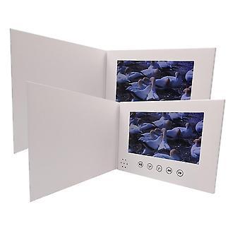 Videovihko Hd-näytön esite, Videotervehdyskortit, Muotisuunnittelu, Video