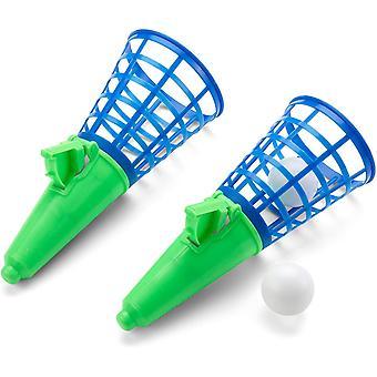 107215098 - Fangballspiel Doppelset, 3-sort., es wir nur ein Artikel geliefert, 1 Ball, 19cm, ab 3
