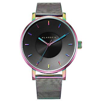 Klasse14 Volare Rainbow 42mm Mesh Steel Bracelet VO15TI002M Watch