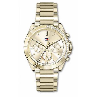 Dameshorloge Tommy Hilfiger KENNEDY Horloges - 1782385 Steel Dor Armband