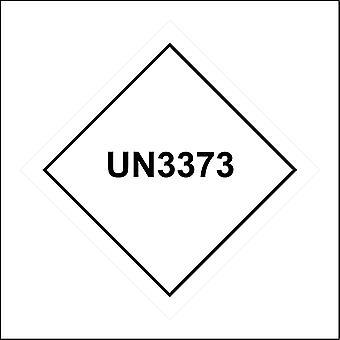 HA171 Class 6.2 UN3373 Biological Substance B Mark