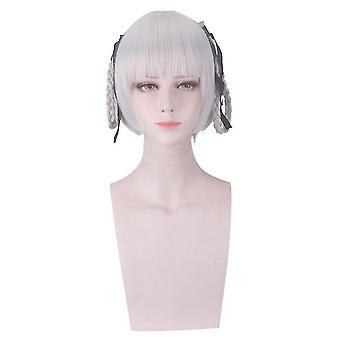 Profoundly Mad Gambleranime Wigs Momobami Kirari Cosplay Wigs