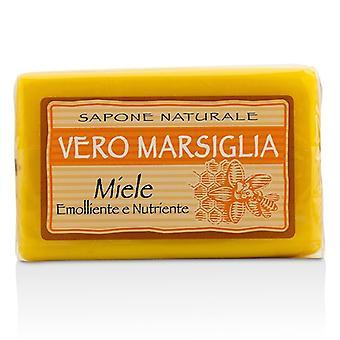 Nesti Dante Vero Marsiglia Natural Soap - Honey (Emollient & Nourishing) 150g/5.29oz