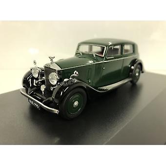 Rolls Royce 25/30 Thrupp Maberley Dark Green/Black 1:43 Oxford 43R25002