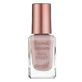 Barry M # Barry M Coconut Infusion Nail Paint - Paradise #DISCON