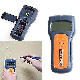 3 In 1 multi stud scanner ac live draad kabel hout metalen wanddetector finder nieuw