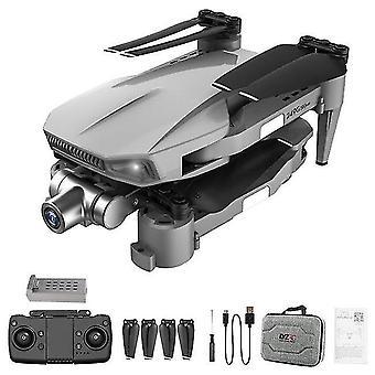 L106 pro új gps drón kamerával 5g wifi fpv drónok kefe nélküli motor összecsukható rc quadcopter 4k
