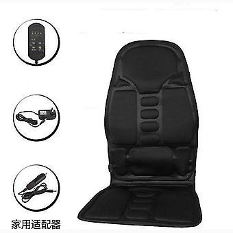 Massaggiatore per auto vibrazione schiena massaggio cuscino vita cuscino sedia cuscino di casa massaggio multifunzionale