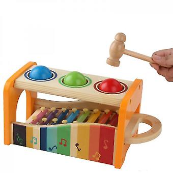 Xylophon 1-3 Jahre alt pädagogische Stola Spielzeug Kinder lernen musikalische Spielzeug
