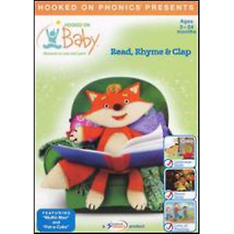 Hooked on Baby-Bathtime [DVD] USA import