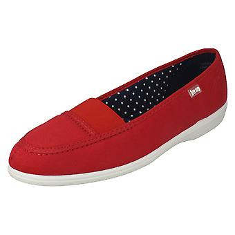 Ladies Freestep Casual Shoes Patch