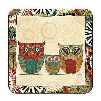 Pimpernel Spice Road Coasters, Set of 6