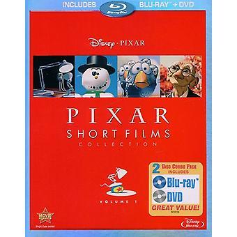 Importer des USA de Pixar courts métrages Vol. 1 [BLU-RAY]