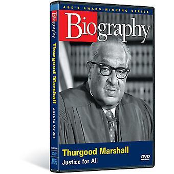Thurgood Marschall [DVD] USA importieren