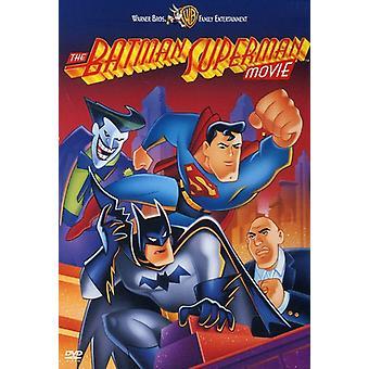 Batman/Superman Movie [DVD] USA import