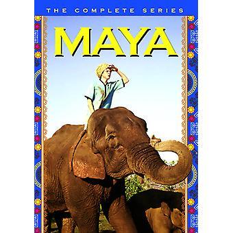 Maya: Serie [DVD] USA importerer