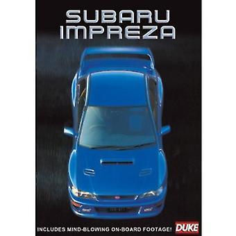 Subaru Imperza [DVD] USA import