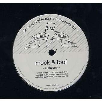 Mock & Toof - K-Choppers [Vinyl] USA import