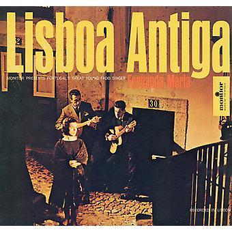 Fernanda Maria - Lisboa Antiga [CD] USA import
