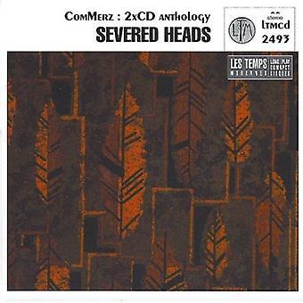 Severed Heads - Com Merz [CD] USA import