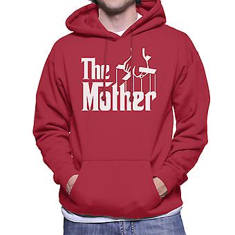 The Godfather The Mother Men's Hooded Sweatshirt
