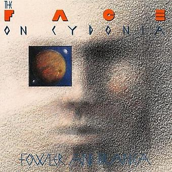 Fowler & Branca - Face on Cydonia [CD] USA import