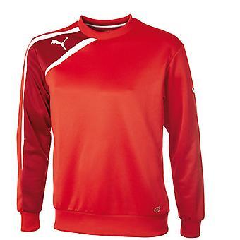 Puma geest Sweat Top (rood)
