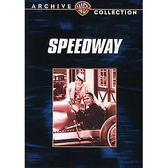 Speedway (1929) [DVD] USA importere
