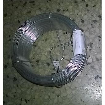 Garden Wire 100 m x 0.8 mm Galvanised - 400 grams - Multi Use