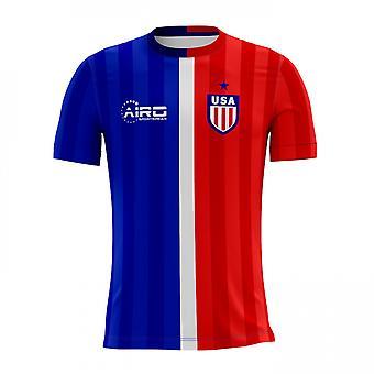 Koszulka piłkarska od koncepcji 2018/2019 USA (dla dzieci)