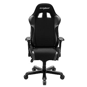 DX Racer DXRacer OH/KS11/N High-Back Executive Office Chair Strong Mesh+PU Ergonomic Chair(Black)