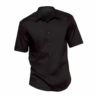 Bargear® Mens Short Sleeve Bar Shirt / Mens Bar Wear