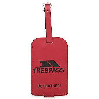 Trespass Flugtag zavazadlový štítek
