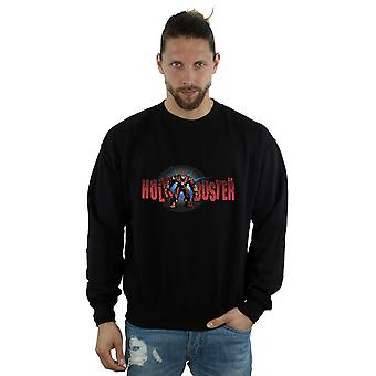 Marvel Men's Avengers Infinity War Hulkbuster 2.0 Sweatshirt