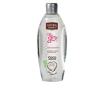 Natural Honey Coco Addiction Oil And Go Aceite Corporal 300ml New Unisex