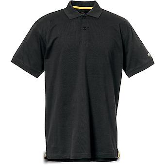 CAT Workwear Mens Classic Moisture Control Snag Free Work Polo Shirt