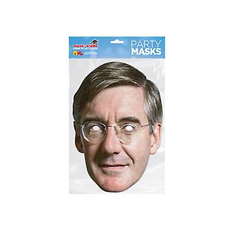 Jacob Rees-Mogg British Politician 2D Card Party Fancy Dress Mask
