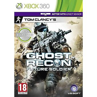 Tom Clancys Ghost Recon Future Soldier Classics (Xbox 360) - Neu