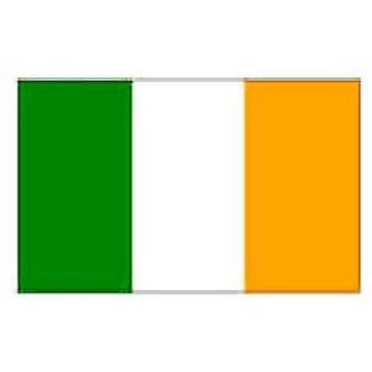 Ierse vlag 3 ft x 2 ft