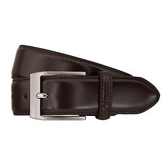 Atelier GARDEUR bælter mænds bælter læderbælte Brown 5396