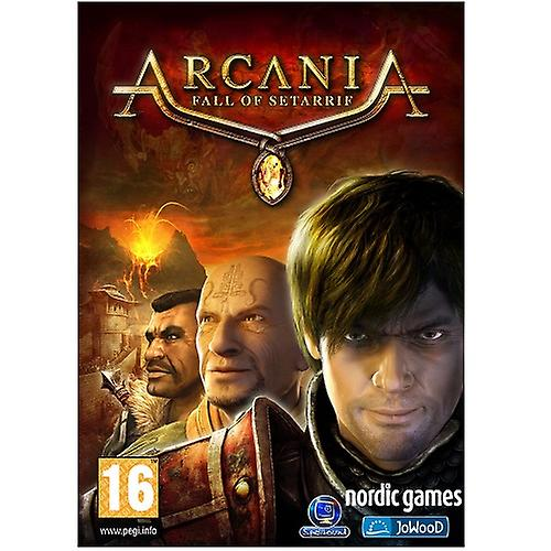 Arcania Fall Of Setarrif PC Game