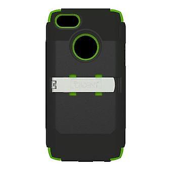 Trident AMS-IPH5-TG Kraken AMS Case voor Apple iPhone 5 (zwart/groen)