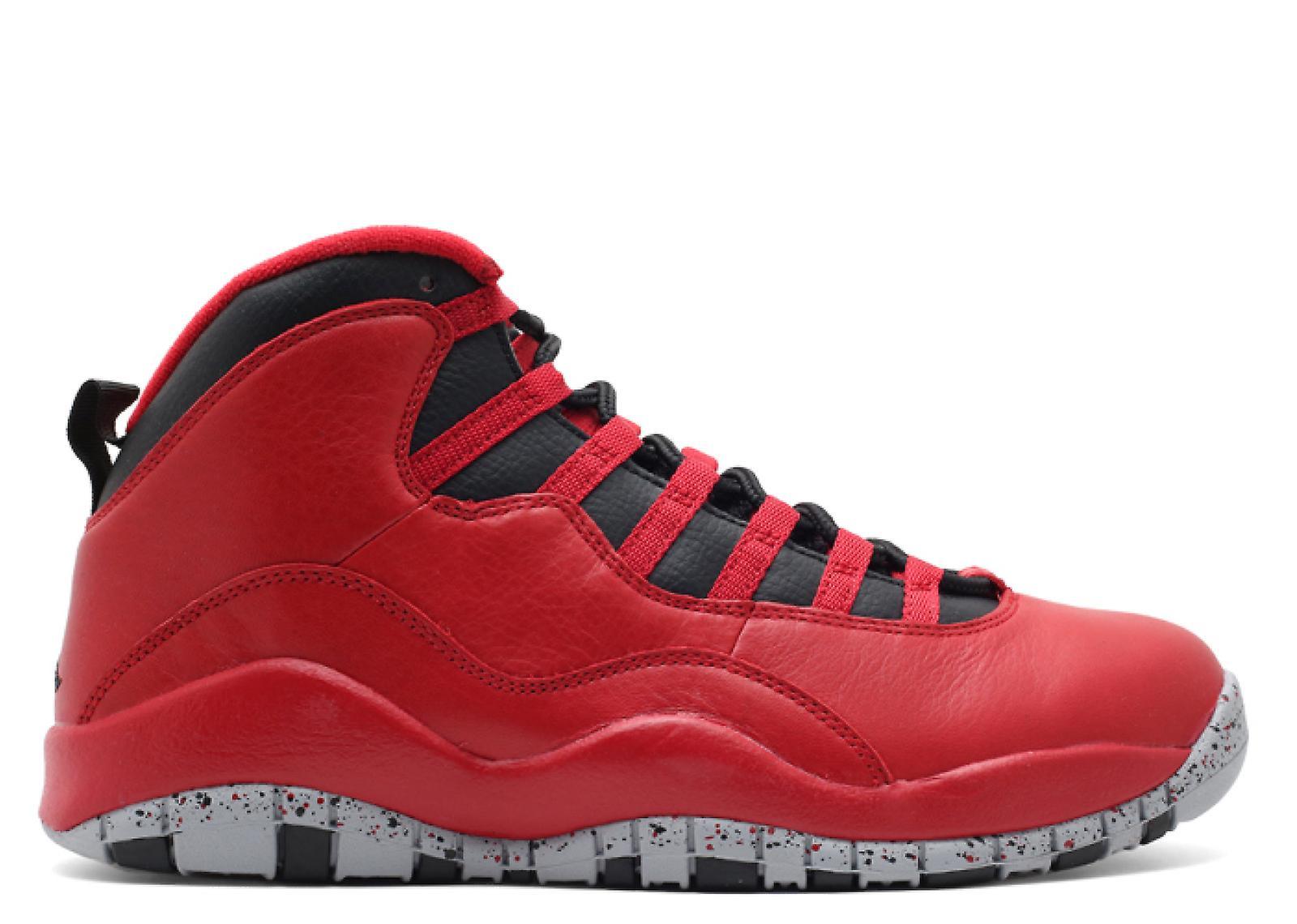 Air Jordan 10 Retro 30 'stieren Over Broadway' - 705178-601-schoenen - Gratis verzending HjyH2I
