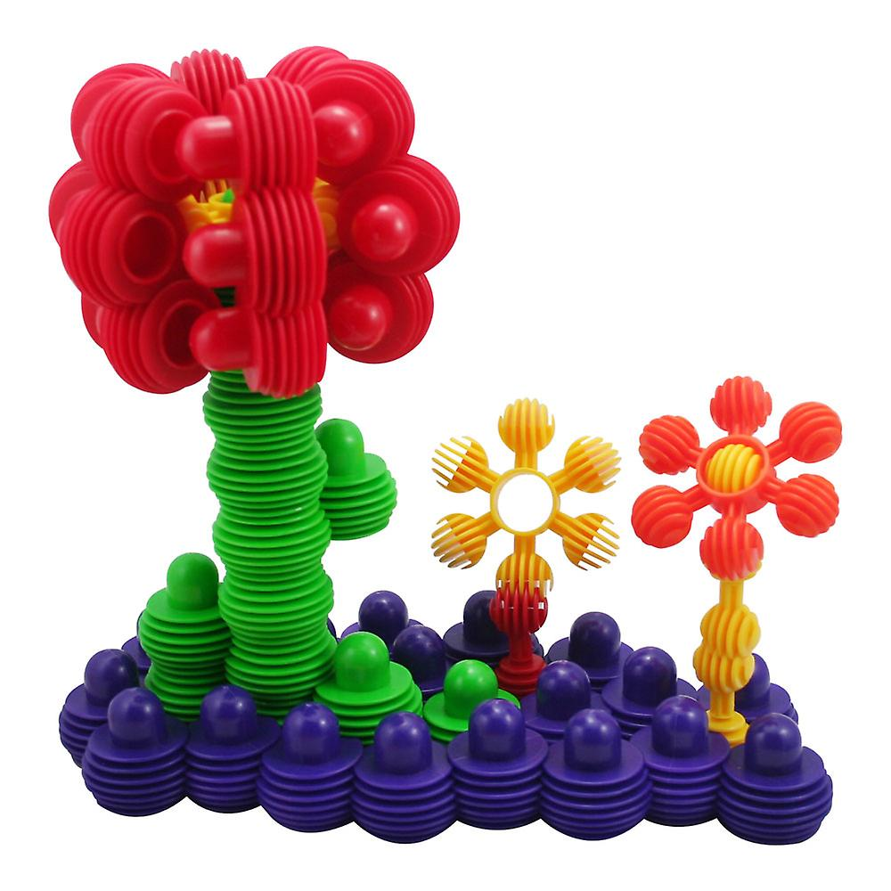 Bigjigs Toys Educational Linking Balls (280 Pieces) Construction Sorting
