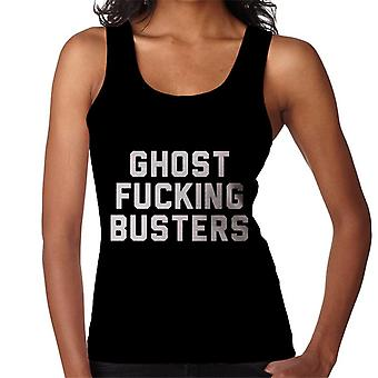 Ghost Fucking Busters Women's Vest