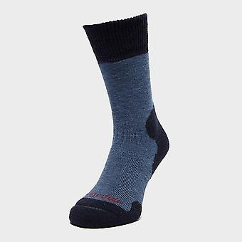 Nowe Bridgedale Kobiety's Explorer Heavyweight Boot Socks Navy