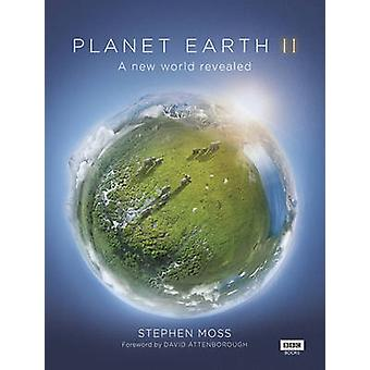 Planet Earth - II by Stephen Moss - 9781849909655 Book